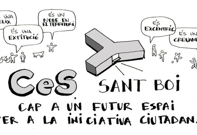 #1CeS1FINDE, innovació social, coboi, Sant Boi, centre d'acompanyament a iniciatives ciutadanes
